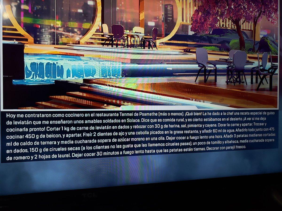 @cocinadelpirata receta de estofado de leviatan por #ApexLegendspic.twitter.com/f596cB78dL