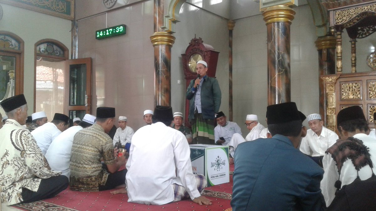Jum'at 20 Maret 2020  Pembacaan sholawat Tolak Bala & Launching koin Mukhtamar  Tempat masjid Al-Muawwanah Ds. Sedonglor pic.twitter.com/w5sLFHDBPj