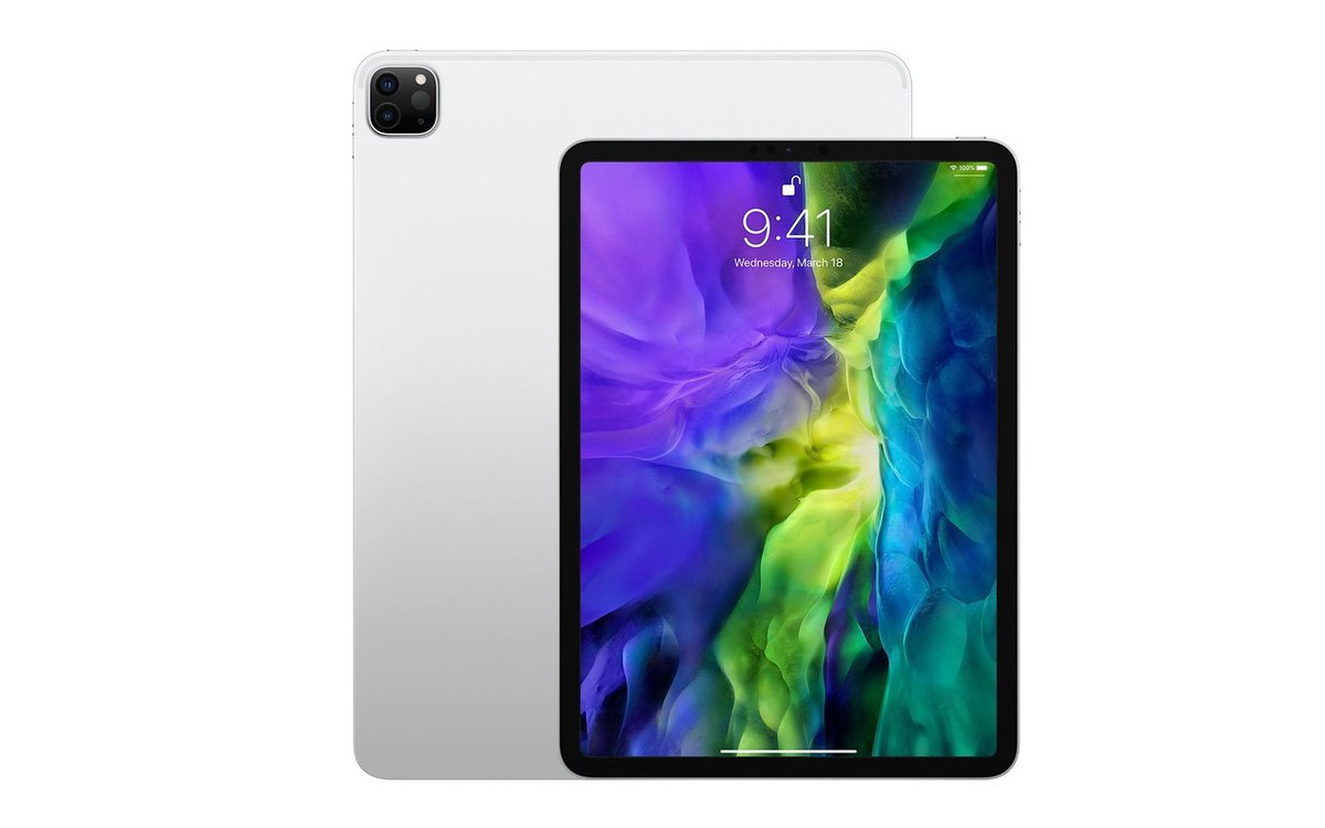 The new iPad Pro's LIDAR sensor is an AR hardware solution in search of software