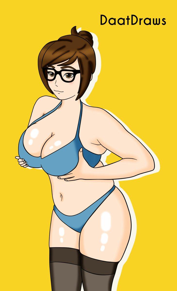 Overwatch sexy mei Which Mei