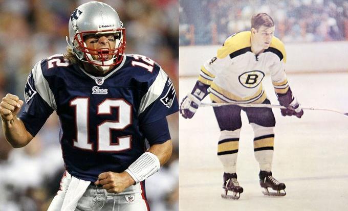 On tomorrow\s Grapevine podcast we talk about Tom Brady, Bill Belichick and Happy Birthday Bobby Orr!