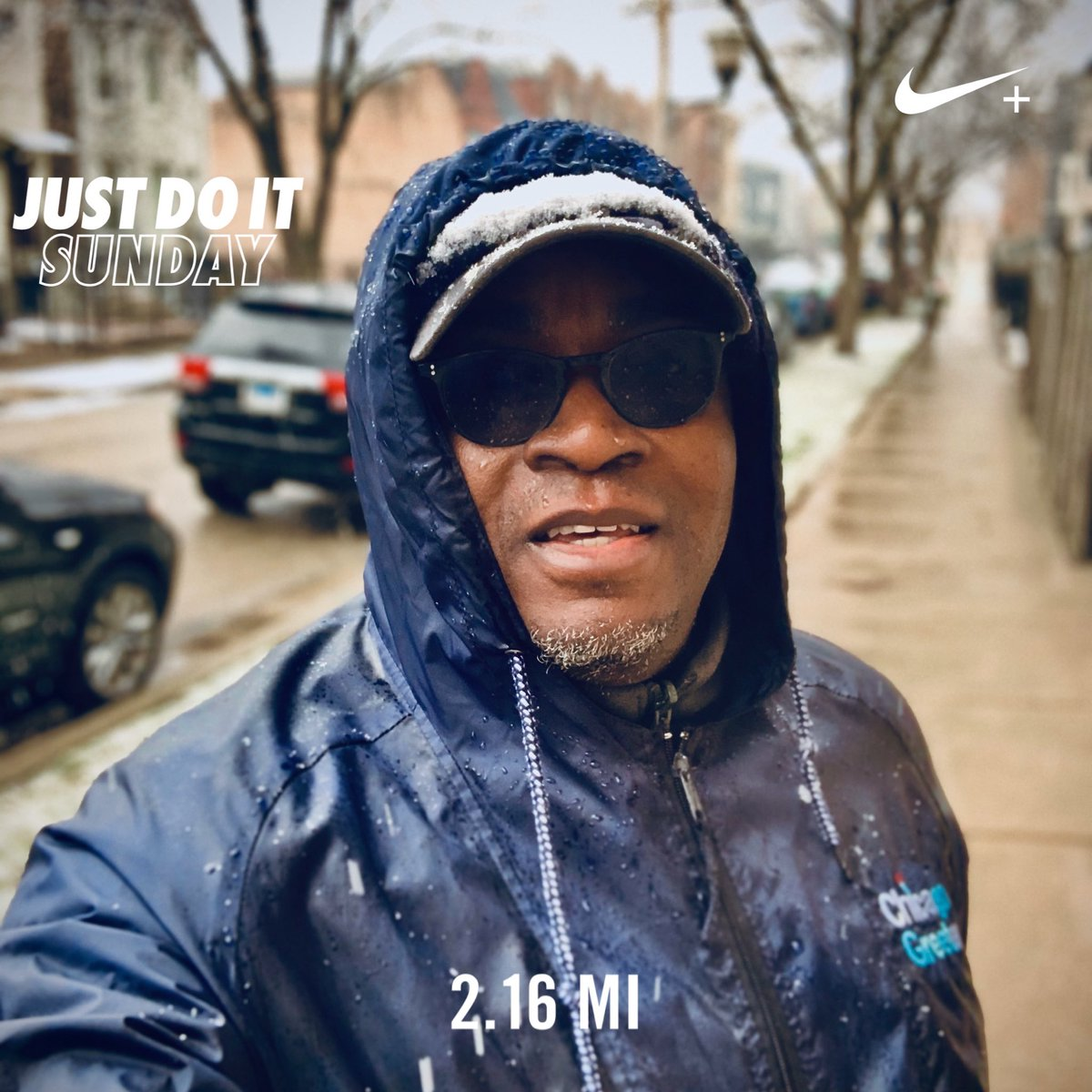 When did I become that guy? #MyQuarantineInJustSixWords   #NikeRunClub #FourMilesToFitness #BlackMenRun #SigmasRunpic.twitter.com/34eIHMAtgZ