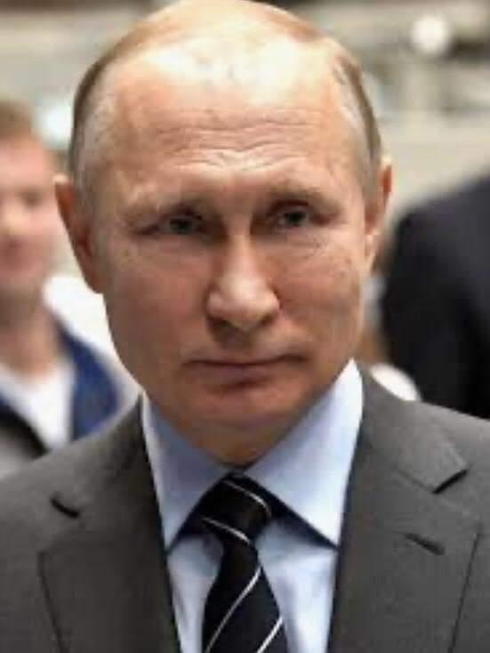 @BorjaYuste95's photo on Putin