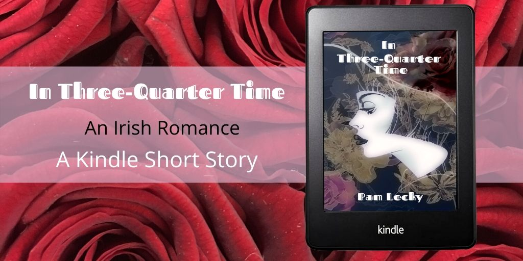 IN THREE-QUARTER TIME ☘️ Two Sisters in Love with the Same Man #WW1 #IrishRomance #HistoricalFiction Kindle Short Read - FREE on KU Only 99p/$1.31 MyBook.to/ThreeQ