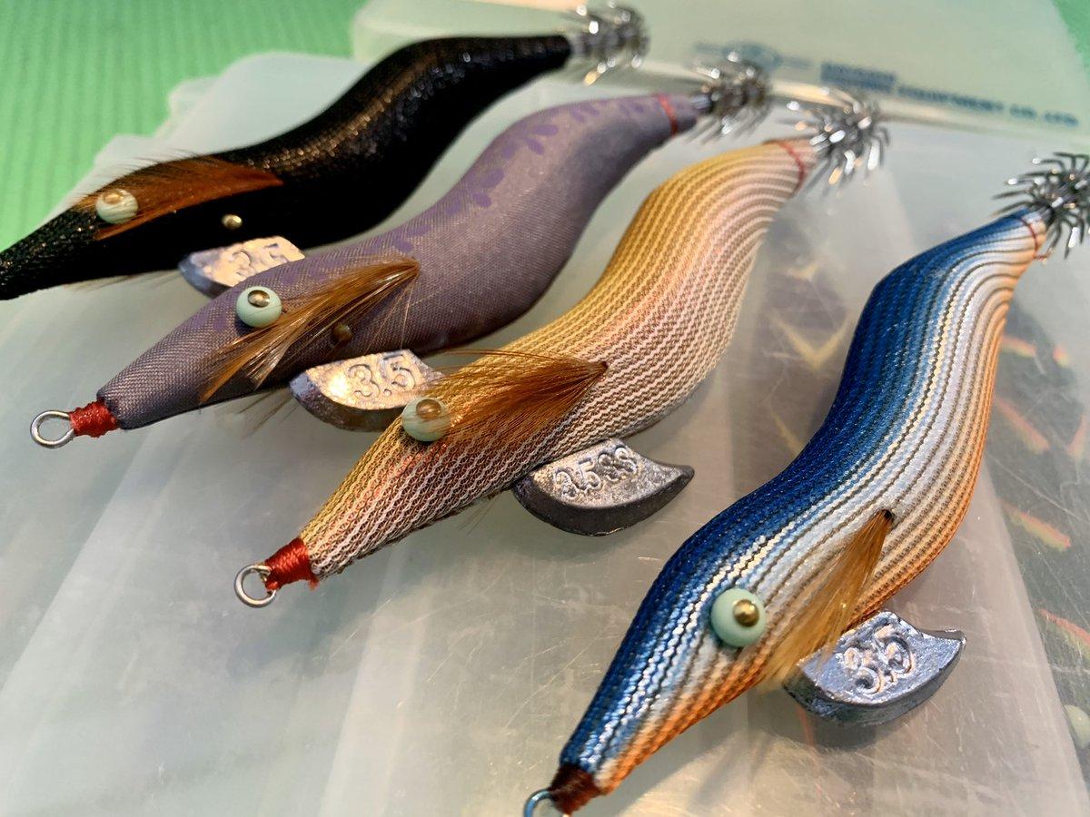 . Squid Fishing Challenge . #squidattack #ikapunch #egi #eging #madeinjapan #traditional #handmade #yoake #limitededition  #egizaru #egizaruhayashi  #エギング #ティップラン #中錘エギングpic.twitter.com/76NMsJuMrs