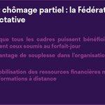 Image for the Tweet beginning: #COVID19 @FSyntec alerte sur la