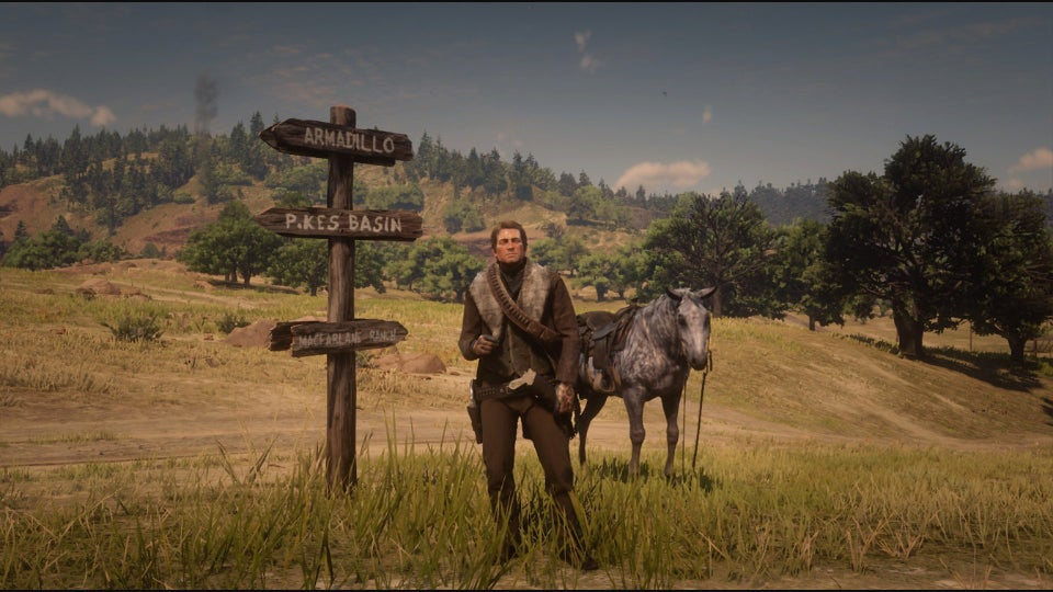 Michael On Twitter I Think One Of The Biggest Mistakes With Red Dead Redemption 2 Was Blocking Arthur Morgan From Visiting New Austin Clearly Rockstargames Originally Intended For That To Be
