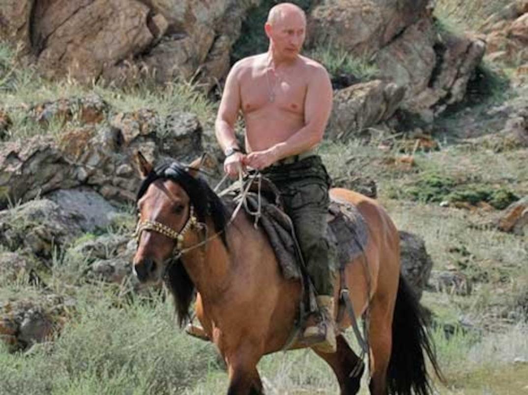 @HenryJFoy's photo on Putin