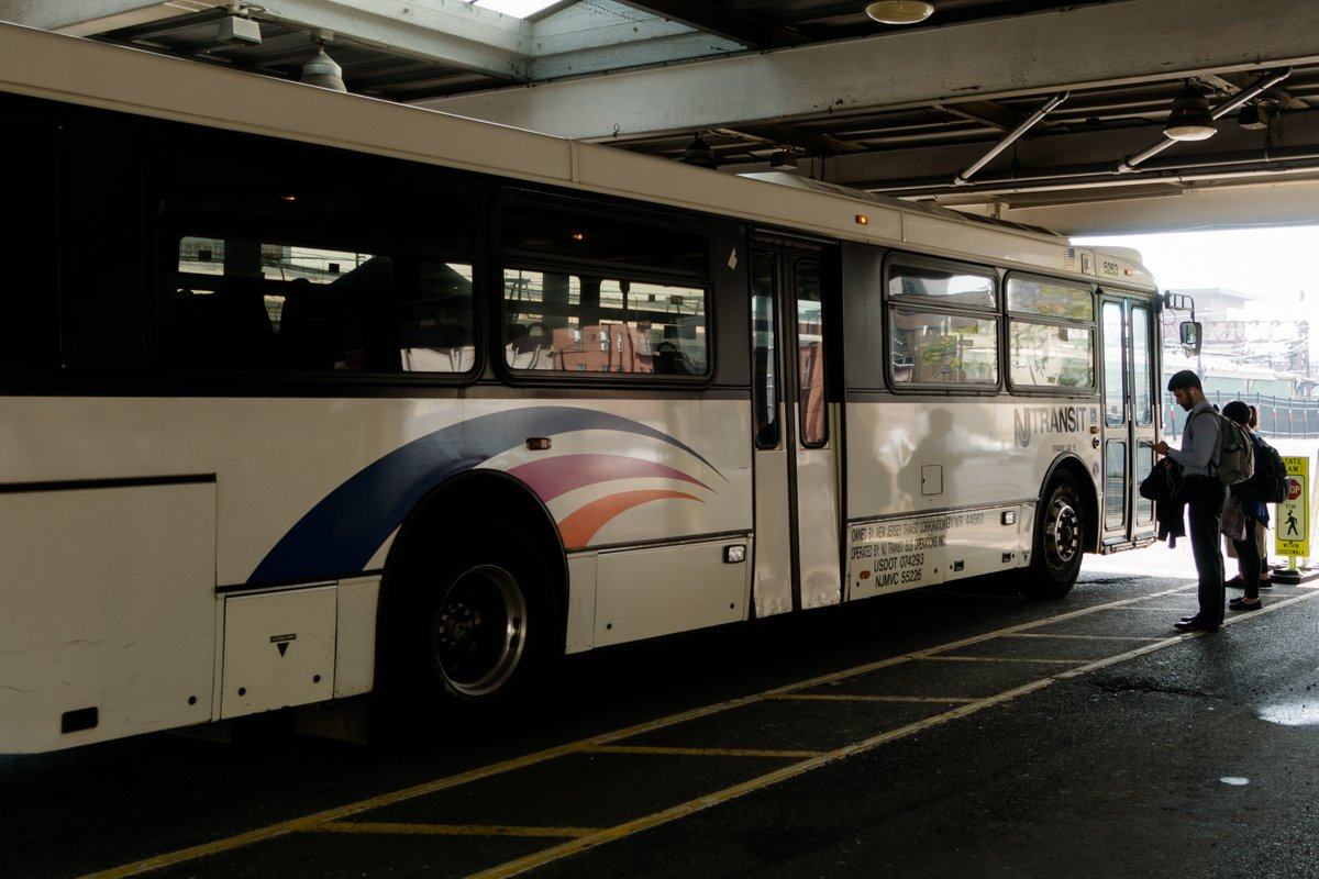 Nj Transit On Twitter Today As An Added Precautionary Measure To Protect Our Bus Operators And Customers Njtransit Is Implementing Rear Door Boarding On All Bus Routes Where Available Customers Are Encouraged To
