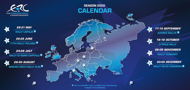 FIA European Rally Championship: Temporada 2020 - Página 5 ETyTqVvXYAEYKvY?format=jpg&name=large