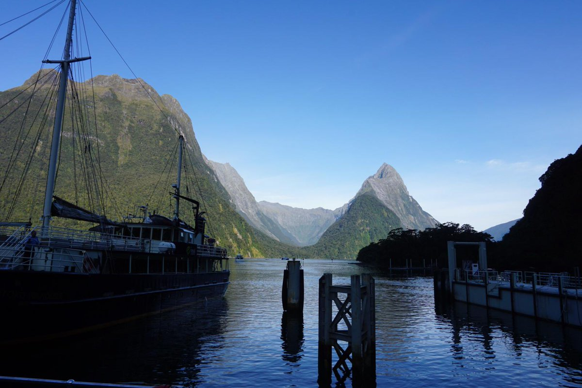 ❤Milford Sound❤ how we miss you ❤