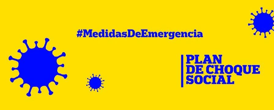 Centenares de movimientos sociales y organizaciones exigimos #MedidasDeEmergencia para su aplicación de forma urgente, dejar de poner en riesgo vida y evitar un colapso sanitario y social. Hay vidas en juego y nadie debe quedarse atrás @PlanDeChoque https://t.co/E5rEgbdiFN