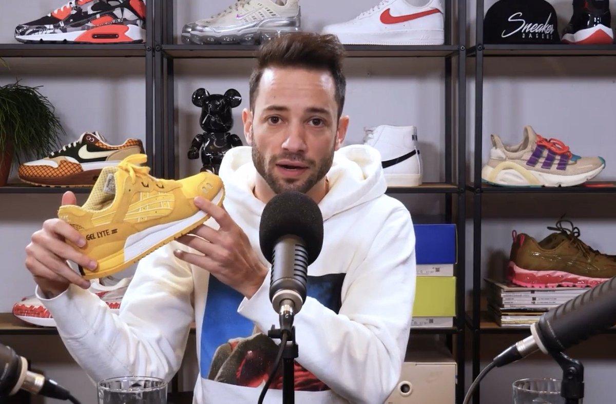 Mocht je niks te doen hebben: Aflevering 3 van het tweede seizoen '@Sneakerjagers On Air' 🤓👉🏼 https://t.co/CnpqEg0xTm https://t.co/GngL3ltgVn
