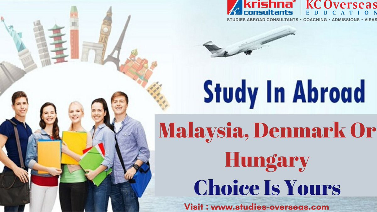 Want to choose, among Malaysia, Hungary or Denmark to study in abroad??? Here is the complete comparison to opt for further studies. Click here for more info: https://bit.ly/33F8mDw #studyinhungary #studyinmalaysia #studyindenmark #studiesoverseaspic.twitter.com/06EQ6OJWiq
