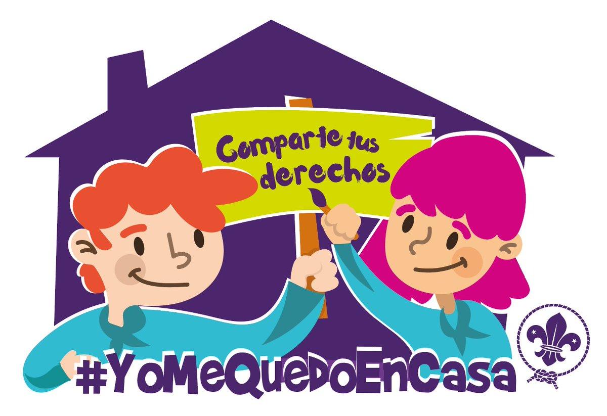 "Scouts de España ASDE on Twitter: ""Esta semana te proponemos ..."