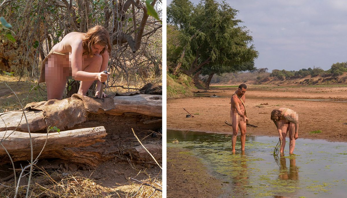 Everything on 'Naked and Afraid' is real—and our writer lived it: trib.al/4nouNEi