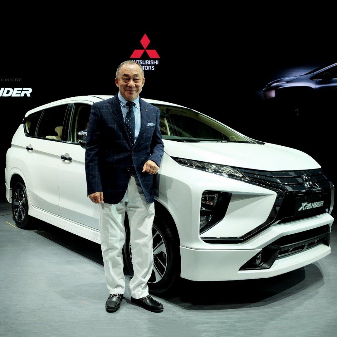 Dynamic Shield Design yang menempel pada kendaraan penumpang Mitsubishi Motors menjadi daya tarik tersendiri, tapi siapakah orang dibalik desain ini? Simak selengkapnya di sini:   #MitsubishiMotors #MitsubishiID