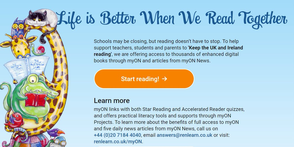 "Accelerated Reader UK & Ireland on Twitter: ""Keep the UK and ..."
