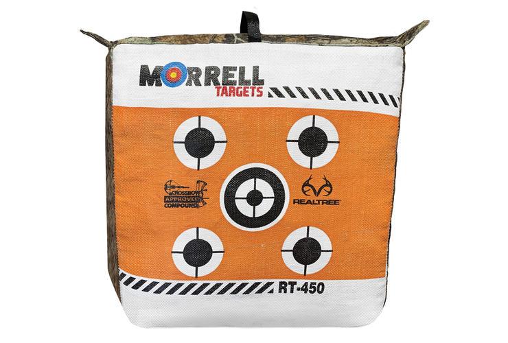 Morrell RT-450 Bag Target with Realtree EDGE Camo: realtree.me/3ah8BHI Practice makes perfect!