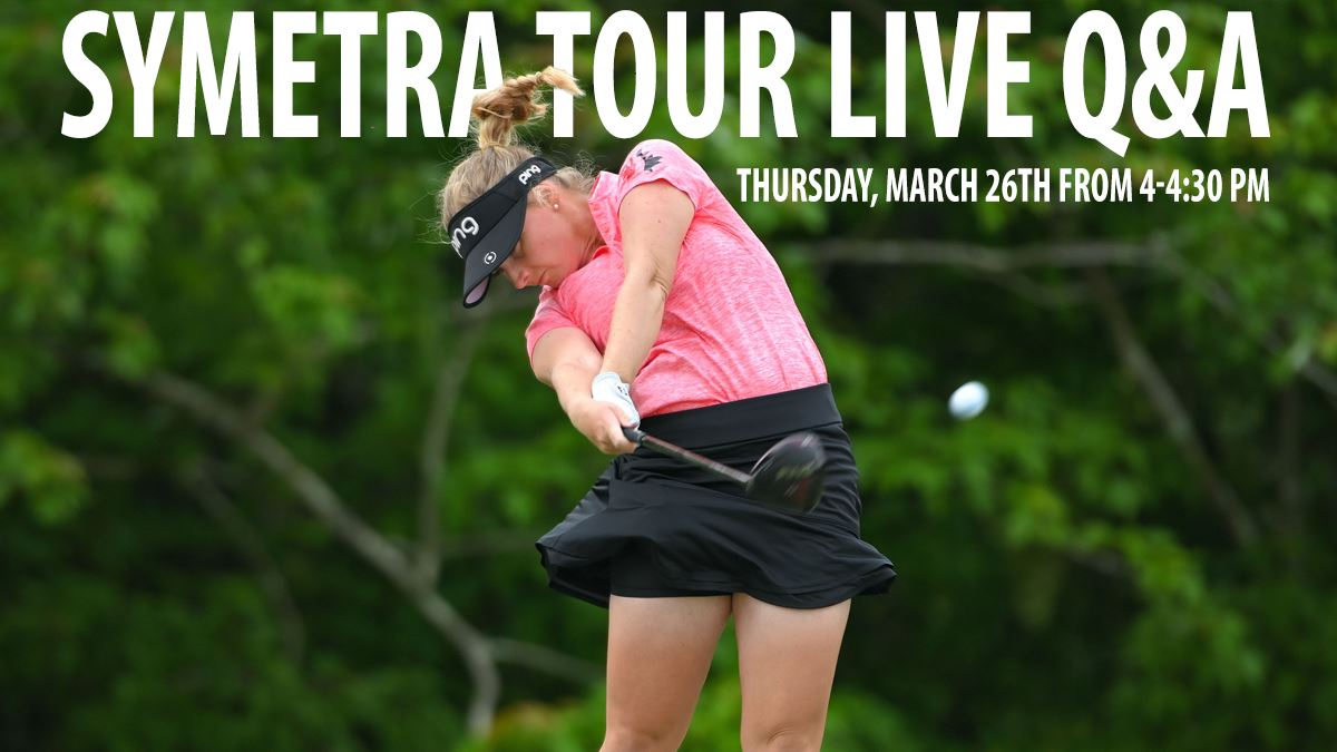Can't wait to chat on Thursday @ROAD2LPGA Twitter Live   Tune in and tweet your questions using #AskMaddie (: @Smillerpj2)<br>http://pic.twitter.com/CnXcobcRuM