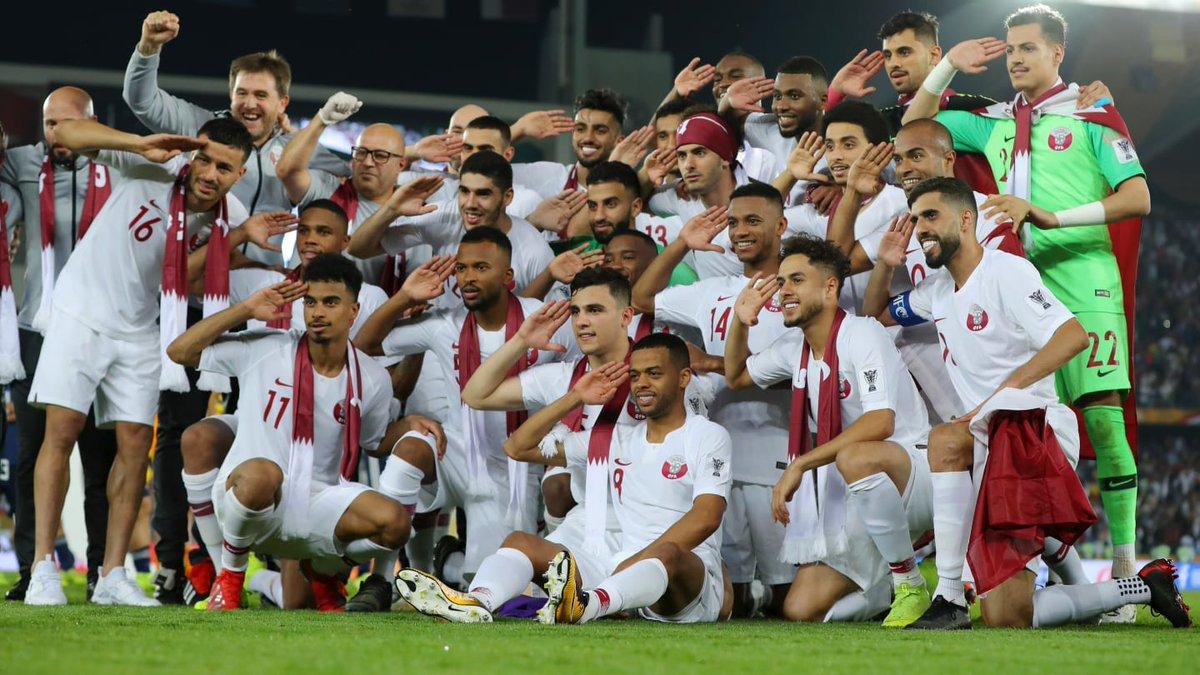 أكرم عفيف لموقع الفيفا : 2019 ستبقى تاريخية في مسيرتي، تحقيق لقب آسيا لبلادنا قطر كان قد يكفيني أنا وزملائي لسنوات قادمة، فهذا شرف وفخر كبير أن ترفع علم بلادك في القمة #استاد_الدوحة @AlsaddSC