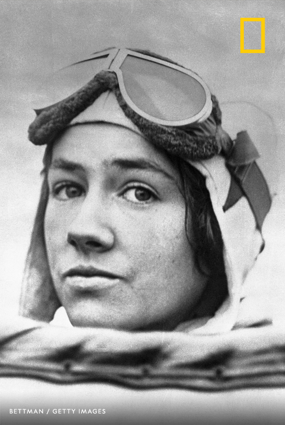 Besides being the first woman in the U.S. to earn a glider pilot license, Anne Morrow Lindbergh was also the first woman to receive a National Geographic Hubbard Medal. #WHM2020 https://t.co/NmTV3SXYfj