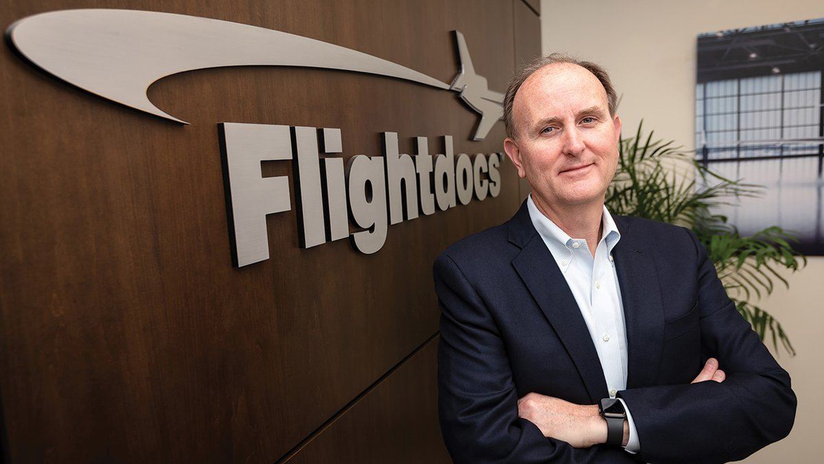 #BAM Issue 13 Spring 2020 Cover Story -  Customer-first wins every time  Rick Heine, Chairman and CEO of Flightdocs, on providing a one-stop software solution to flight departments https://t.co/GyRF9KsNt9 @Flightdocs #BizAvMag #BusinessAviation #BizAv #Flightdocs https://t.co/aMgtzTqzOT