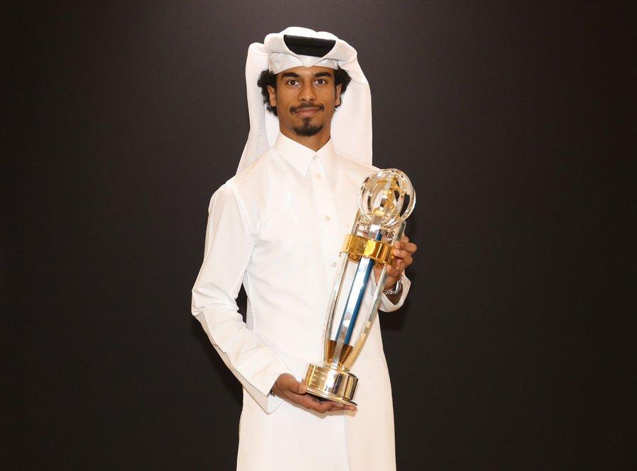 أكرم عفيف لموقع FIFA.com : ستبقى 2019 سنة تاريخية في مسيرتي والسد لا يرضى إلا بالتتويج بالبطولات @akramafif_