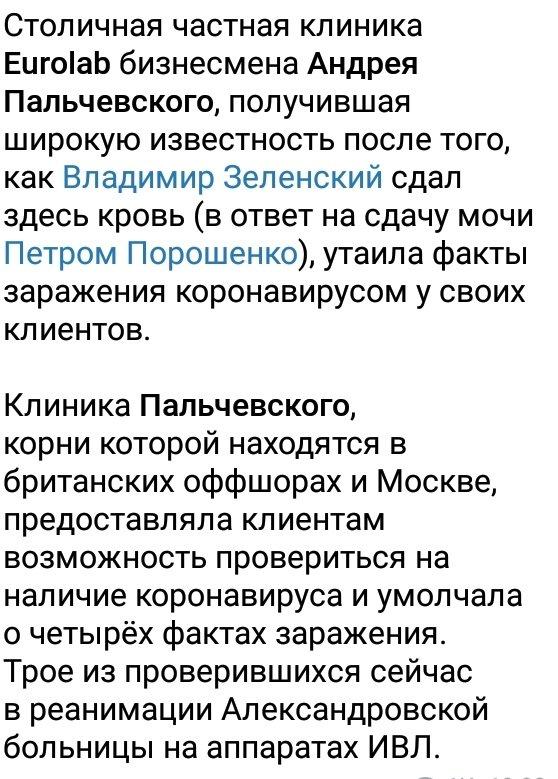 Второй случай коронавируса официально зафиксирован в Тернопольской области - Цензор.НЕТ 8531