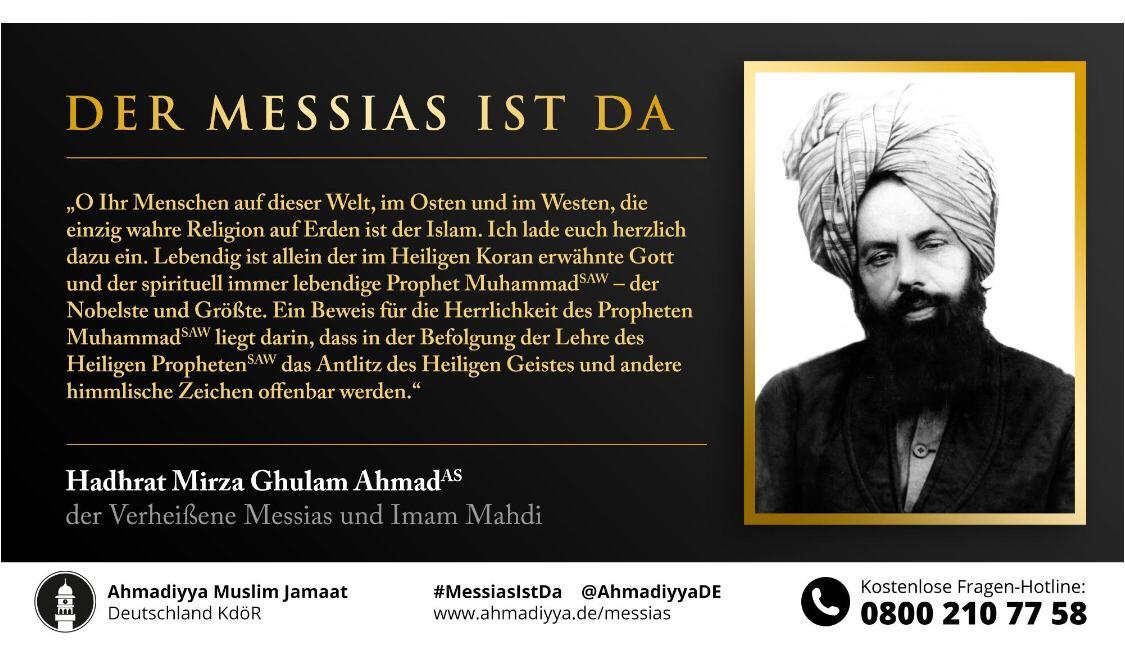 #MessiasIstDa