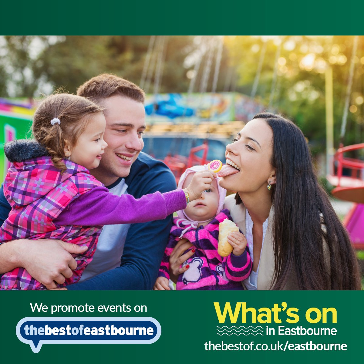 Kids and families love special events, but they can't find them if they don't know about them! Be sure to add your events to #BestOfEastbourne   http://j.mp/1QtniIT    #EBevents