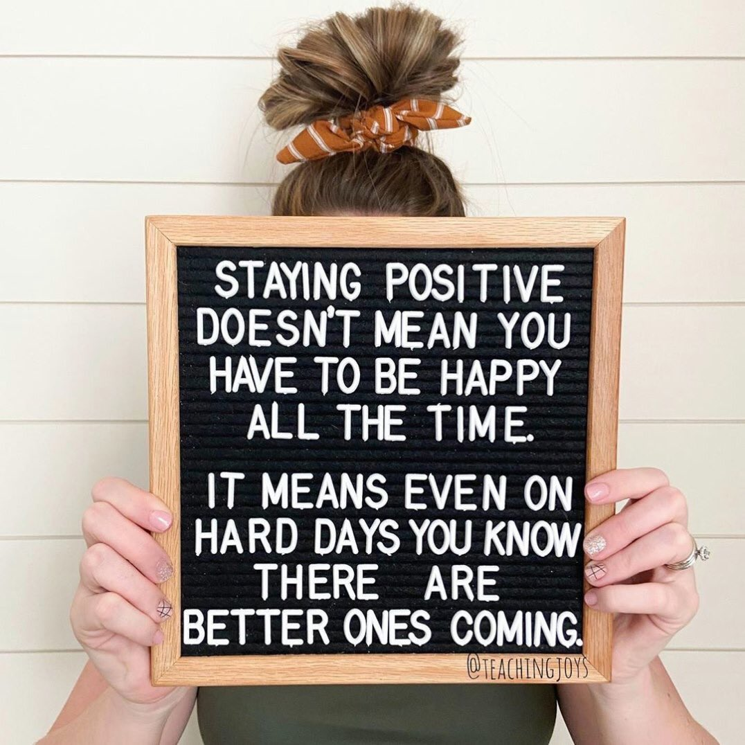 This is appropriate for our current situation @chinaspringisd @chinaspringIS #powerofpositivity #staypositive