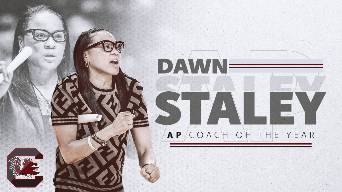 Knew it all along! @dawnstaley #SCWomanUp  https://t.co/vXpgQ7Q9Yo https://t.co/LJ7Zl2IZQU