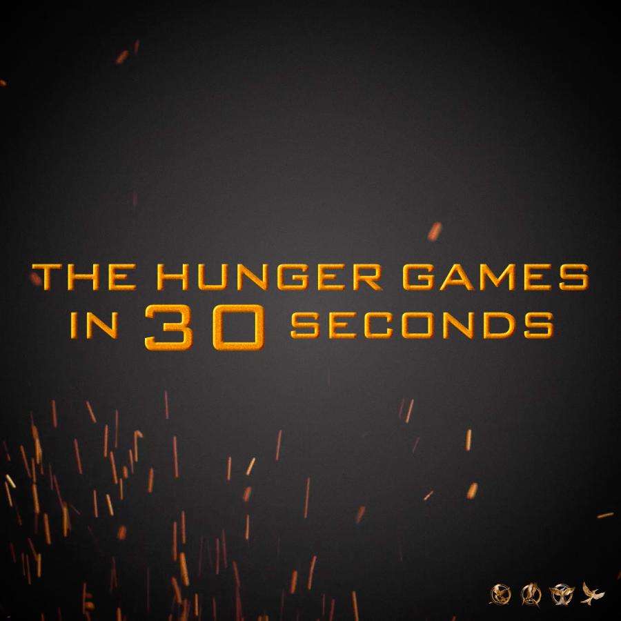 Three finger salute to 8 years of #HungerGames! pic.twitter.com/oNkkF3BkiP