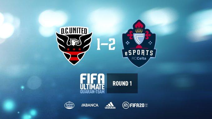 Victory, 1-2! #UltimateQuaranTeam