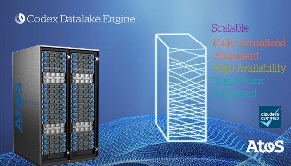 #CodexDatalakeEngine, a new generation #Datalake solution providing end-to-end #DataManagement...