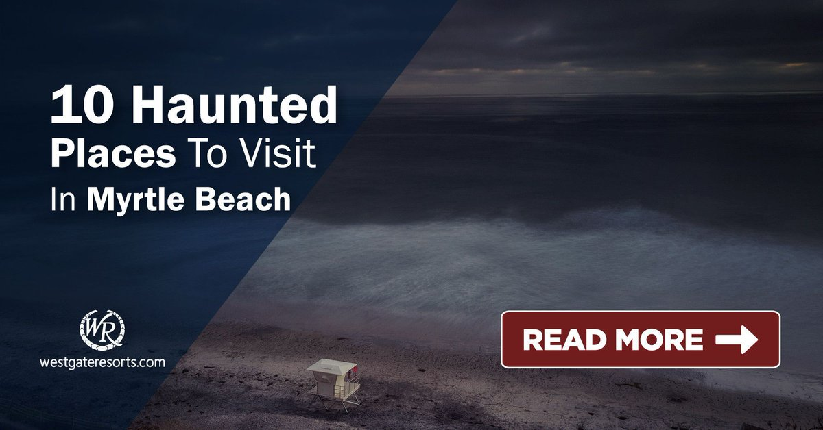 These #haunted places to visit in Myrtle Beach South Carolina are the best in scares and dares for your next Myrtle Beach getaway!   Whether you're into spooky or kooky, these spots will freak you right out!   https://buff.ly/2FxclXz  via  @westgateresorts  #ghosts #travelpic.twitter.com/XLC7PgmwuM