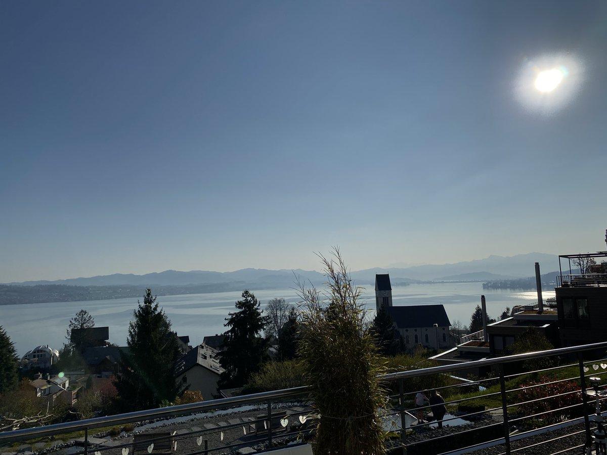 This morning's #view pic.twitter.com/fgASgcnb9g