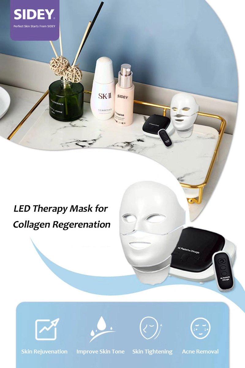 Perfect skin starts from SIDEY #LED #beauty #skincare   https://www.sideybeauty.compic.twitter.com/enn981vXyl