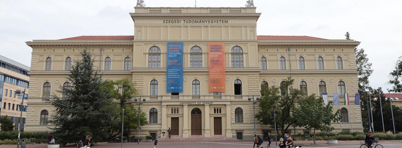Online Conference Within the #EUGLOH Project    #SZTE #Szeged #Hungary #EUGLOH #UniversityofSzeged