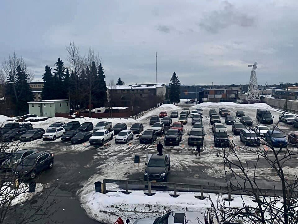 """A comedy drive-In hosted last Saturday in Anchorage, Alaska! """"I'm sick of following my dreams, man. I'm just going to ask where they're going and hook up with 'em later."""" http://FuturistSpeaker.com #keynotespeaker #futuretrends #futureofwork #futurejobs #futuriststrategypic.twitter.com/RezCFd77sv"""