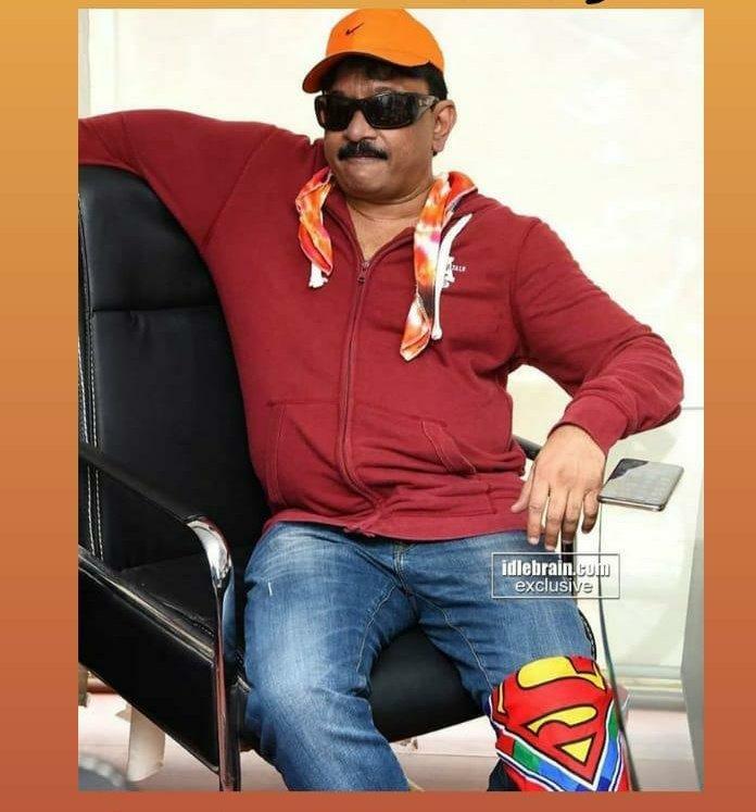 Happy Birthday guruji gopal  varma