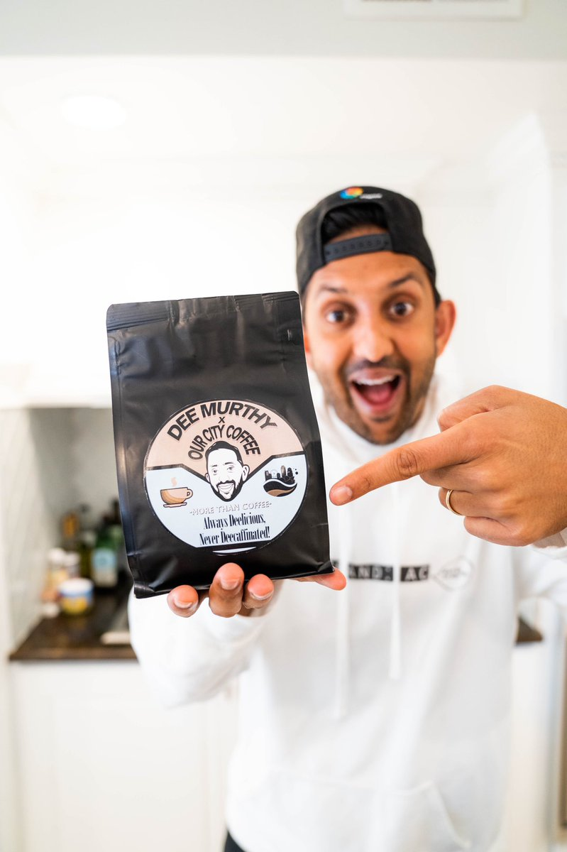 Dee's Roast is flying off our shelves, and we only got a few left. Ya don't want to miss out on our most Deelicious roast yet ☕️.   Link below to shop 😎👇 https://t.co/6Ajuy2WByd https://t.co/6a7njJOdp1
