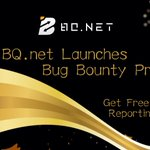 Image for the Tweet beginning:  Launches Bug Bounty Event!  Learn