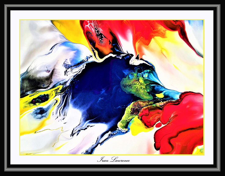 Just like the sea that presents itself at each moment in a new form, my seascapes have no choice but to be expressions of the Source of Creation within me.  Recreate your life as a new work of art. Learn how!  https://abstractartguru.com/pic.twitter.com/1PD038pxIh