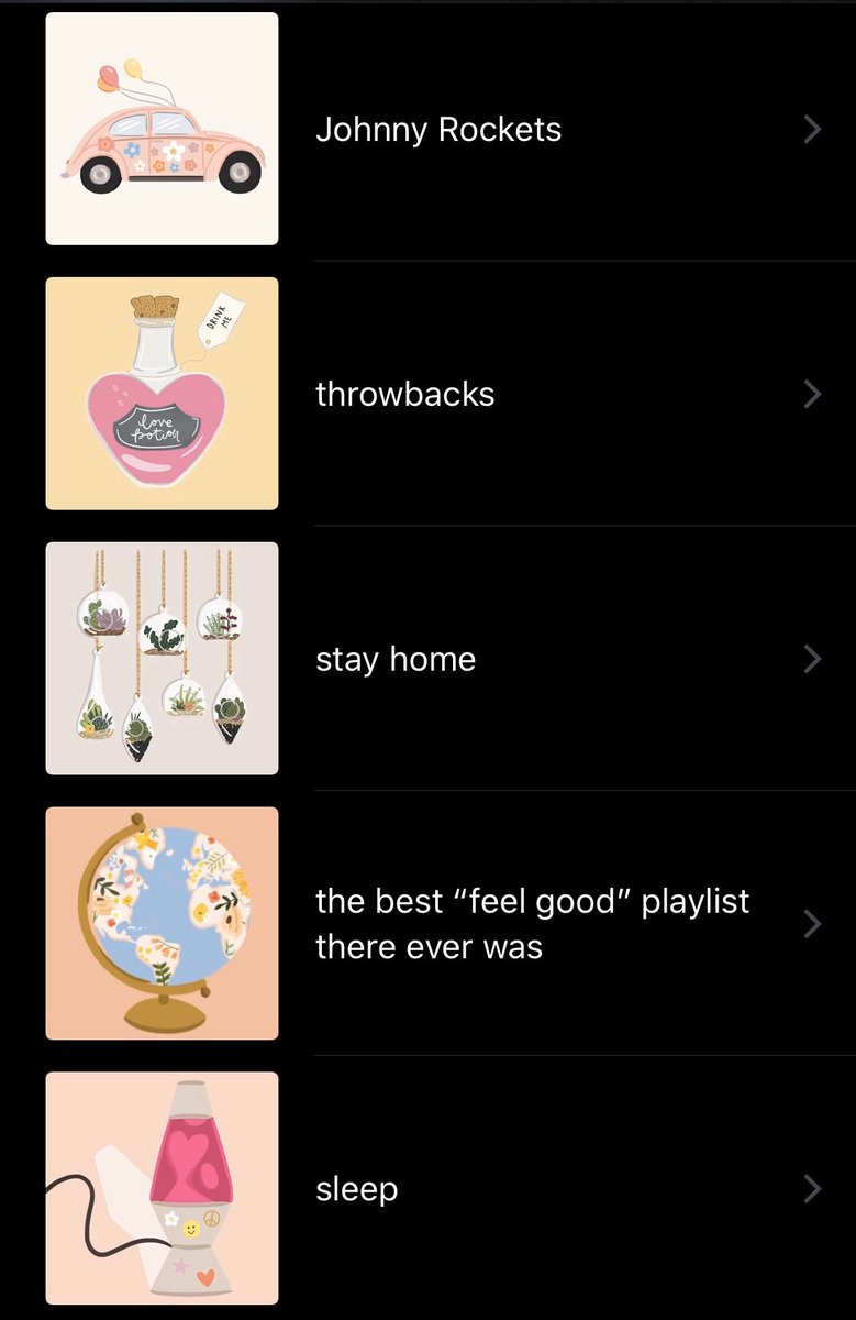Frecks On Twitter Guys Look At How Cute My Playlists Are And Follow Me On Apple Music