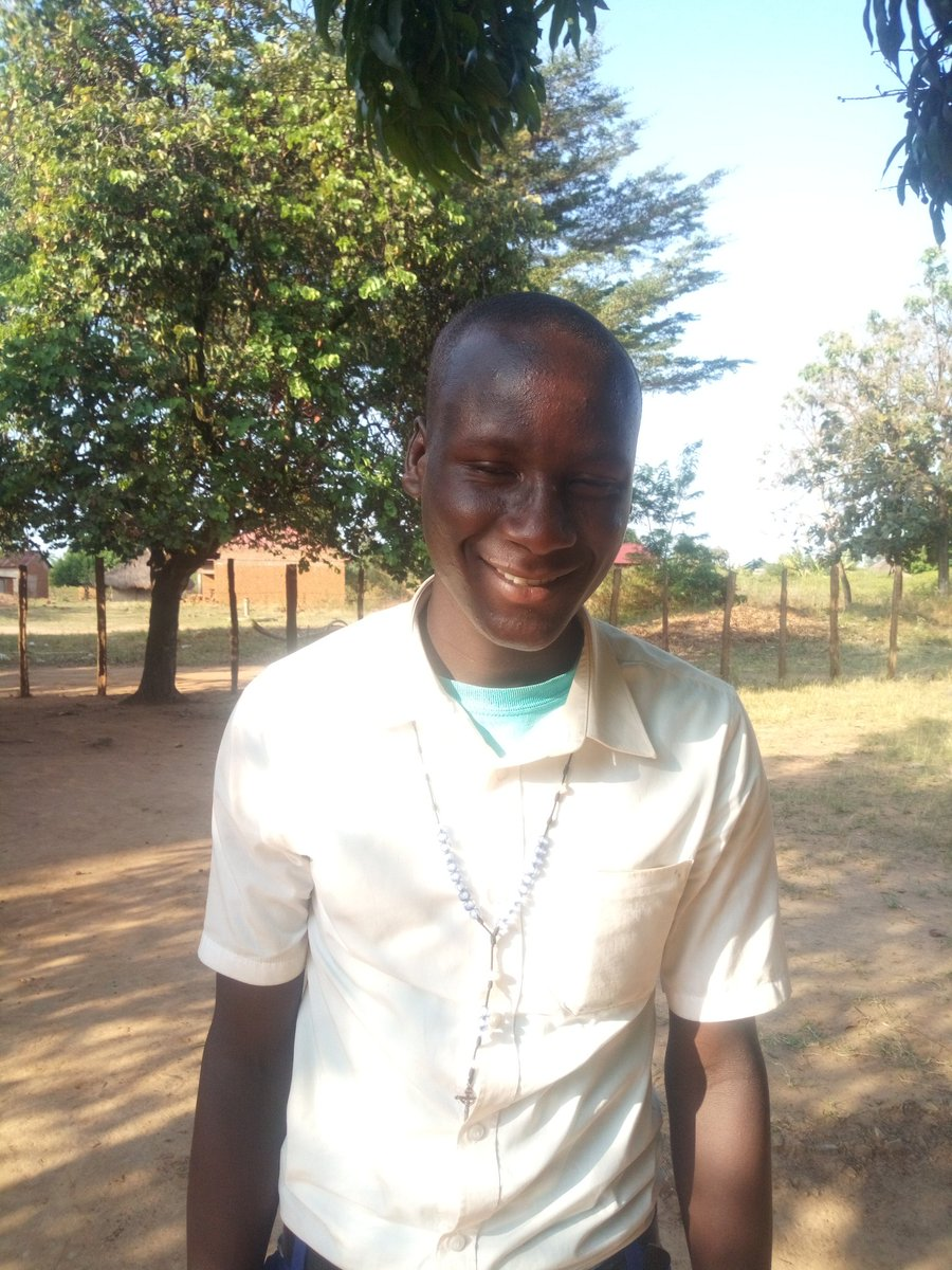 """""""I have learned to abstain from sex, to have one mutually faithful partner to avoid HIV. I cannot tell if someone has HIV without an HIV test.If I can't abstain I should use a condom. @GrassrootSoccer activities are fun and interactive."""" -Androdri Godwin,17 #LiveYourDream #SDGspic.twitter.com/o68SVkjOJb"""