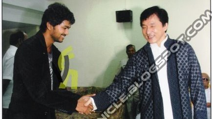 Wish U a Happy Birthday Jackie Chan sir from fans!