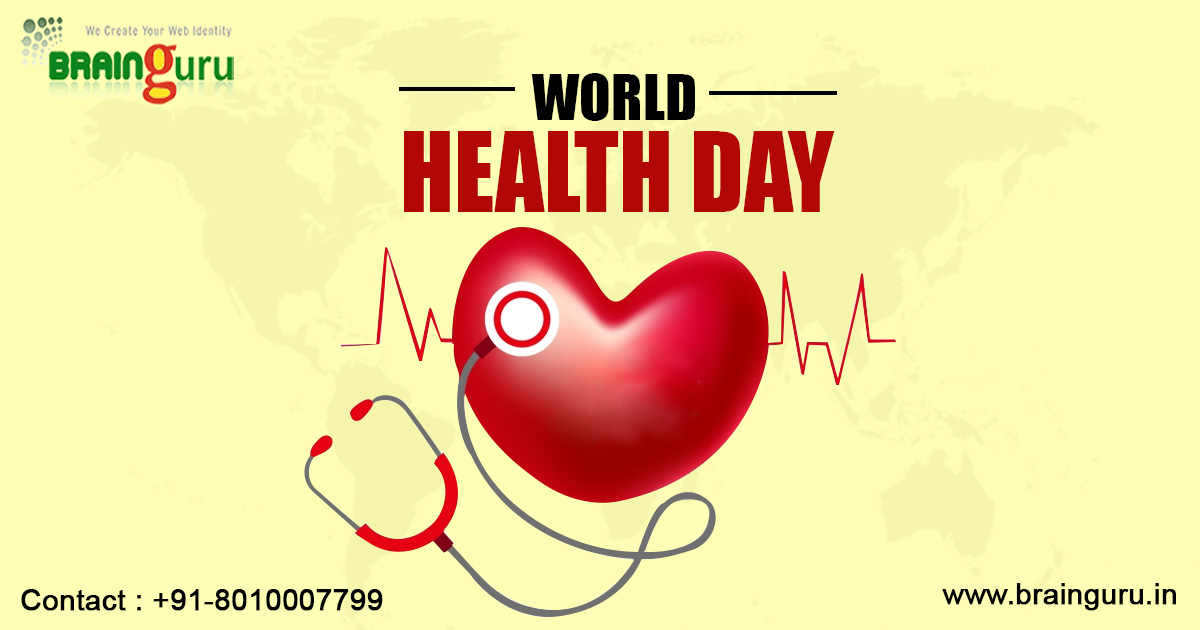 #Happy World Health Day 2020  Healthcare professionals make a living by what they give, but they make a life by what they give. pic.twitter.com/sXPoxWua78