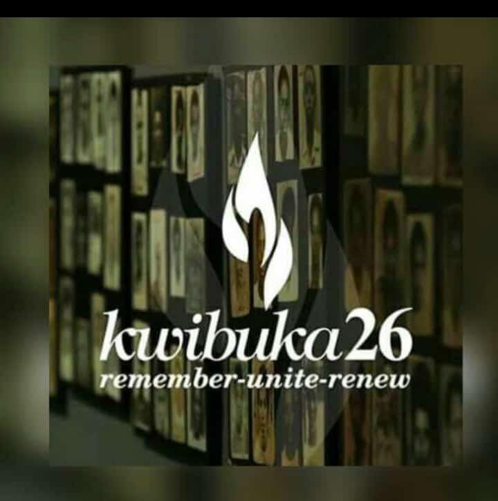 Muri ibi bihe twatangiye gahunda zo #Kwibuka26 Jenoside yakorewe Abatutsi mu Rwanda ku nshuro ya 26, twibuke kandi twiyubaka.